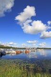 Lake Vanajavesi royalty free stock photography