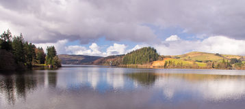Lake Verny Stock Photography