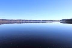 Lake Vico. Nel Lazio, Italy Stock Images