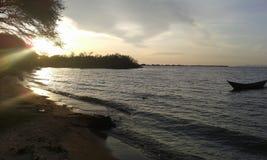 Lake Victoria стоковое изображение