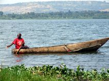 Lake victoria Royalty Free Stock Image