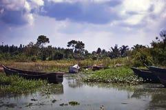 Lake Victoria Royaltyfri Foto