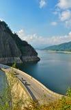 Lake Vidraru Royalty Free Stock Images