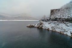 Lake Vidraru Stock Photos