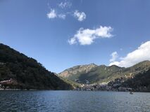 Naini Jheel - a paradise in hills for peace and tranquaility