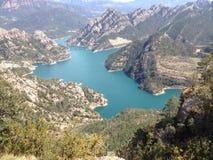 Lake View. Crear e View Stock Images