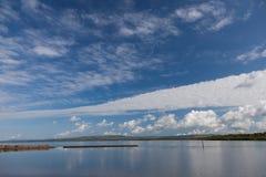 Lake view Ireland Stock Photo