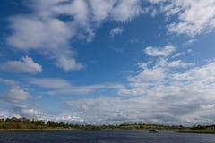 Lake view Ireland Royalty Free Stock Photography