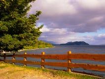 Lake view Stock Photos