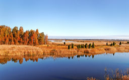 Lake. Stock Photography