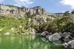 Lake of Vinuesa Stock Photos