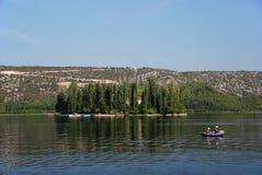 Lake Visovac