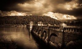 Lake Vyrnwy Bridge Julian Bound Royalty Free Stock Images