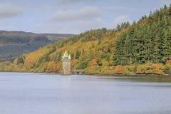 Lake vyrnwy Royalty Free Stock Image