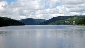 Lake Vyrnwy, Wales, UK Royalty Free Stock Photo