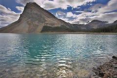 lake w kamień Zdjęcia Royalty Free