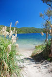 Lake Waikaremoana, Te Urewera National Park, New Zealand Stock Photography