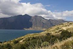 Lake Wakatipu Royalty Free Stock Photo