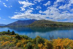 Lake Wakatipu Stock Images