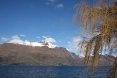 Lake Wakatipu New Zealand Royalty Free Stock Photos
