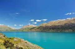 Lake Wakatipu - New Zealand. Summer lake, taken at near Glenorchy Royalty Free Stock Photography