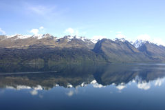 Lake Wakatipu New Zealand Royalty Free Stock Photos