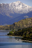 Lake Wakatipu - Queenstown Royalty Free Stock Photography