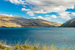 Lake Wakatipu, South Island, New Zealand Royalty Free Stock Photography