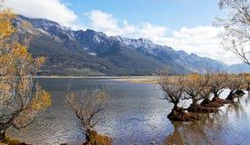 Lake Wakatipu Stock Photography