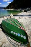 Lake Walchen Stock Image