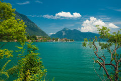 Lake Walchensee Royalty Free Stock Images