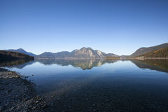 Lake Walchensee Royalty Free Stock Photos
