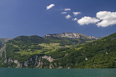 Lake Walensee Stock Image