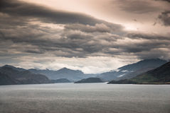 Lake wanaka Stock Photography