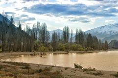 Lake Wanaka Royalty Free Stock Photo