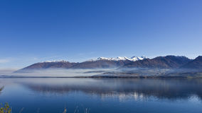 Lake Wanaka Stock Photo