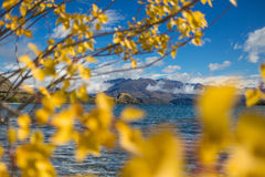 Lake Wanaka, New Zealand Stock Photo