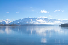 Lake Wanaka Royalty Free Stock Images