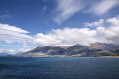Lake Wanaka Royalty Free Stock Photo