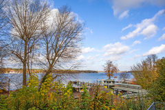 Lake Wannsee, Berlin Royalty Free Stock Image