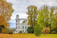 Lake Wannsee, Pfaueninsel, Berlin Royalty Free Stock Image
