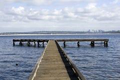 Lake Washington, Seattle Stock Image