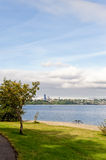 Lake Washington Seattle Royalty Free Stock Photography