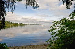 Lake Washington Seattle Stock Photos