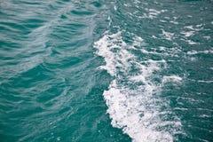 Lake wave Royalty Free Stock Photography
