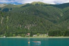 Lake Weissensee,Carinthia,Austria Stock Photography