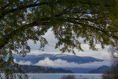 Lake Whatcom Royalty Free Stock Image