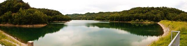 Lake in wildlife Royalty Free Stock Images