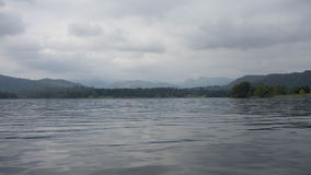 Lake Windemere in Cumbria Royalty Free Stock Image