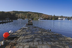 Lake Windermere Stock Image